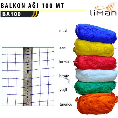 Liman - BALKON AĞI 100 MT