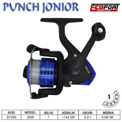 ECOPORT - Ecoport Punch Junior 2000 Olta Makinesi