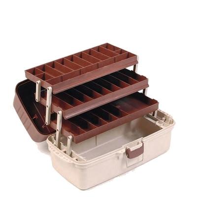 Grauvell - Grauvell Tackle Tray 7004 Raflı Takım Kutusu 48 x 25 x 25 cm