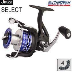 Jinza - Jinza Select Spin Makine