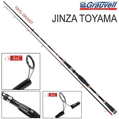 JINZA - Jinza Toyama Spin Kamış 10-40 gr