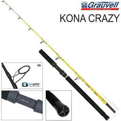 Kona - Kona Crazy 170 cm Light Jig Kamışı