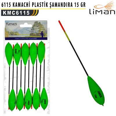 Liman - Liman 6115 Kamachi Plastik Şamandıra 15 gr