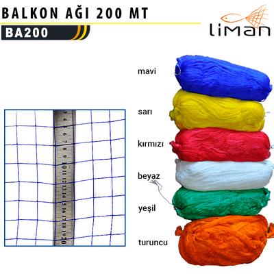 Liman - BALKON AĞI 200 MT