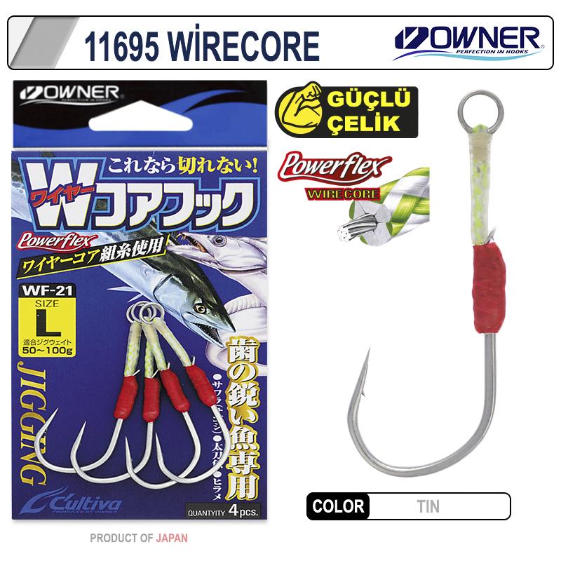 Cultiva 11695 Wirecore Assist İğne