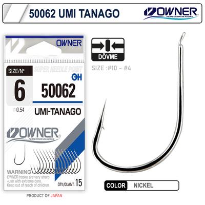 OWNER - Owner 50062 Umi-Tanago White İğne