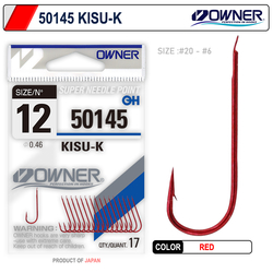 OWNER - Owner 50145 Kisu-K Red İğne