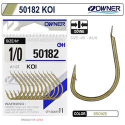 Owner - Owner 50182 Koi Brown İğne
