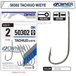 Owner - Owner 50302 Tachiuo W/ Eye Nickel İğne