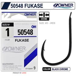 OWNER - Owner 50548 Fukase Black İğne
