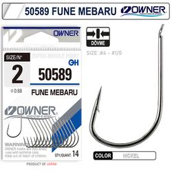 OWNER - Owner 50589 Fune Mebaru White İğne