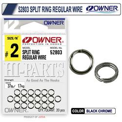 OWNER - Owner 52803 Sprit Ring Regular Wire Halka