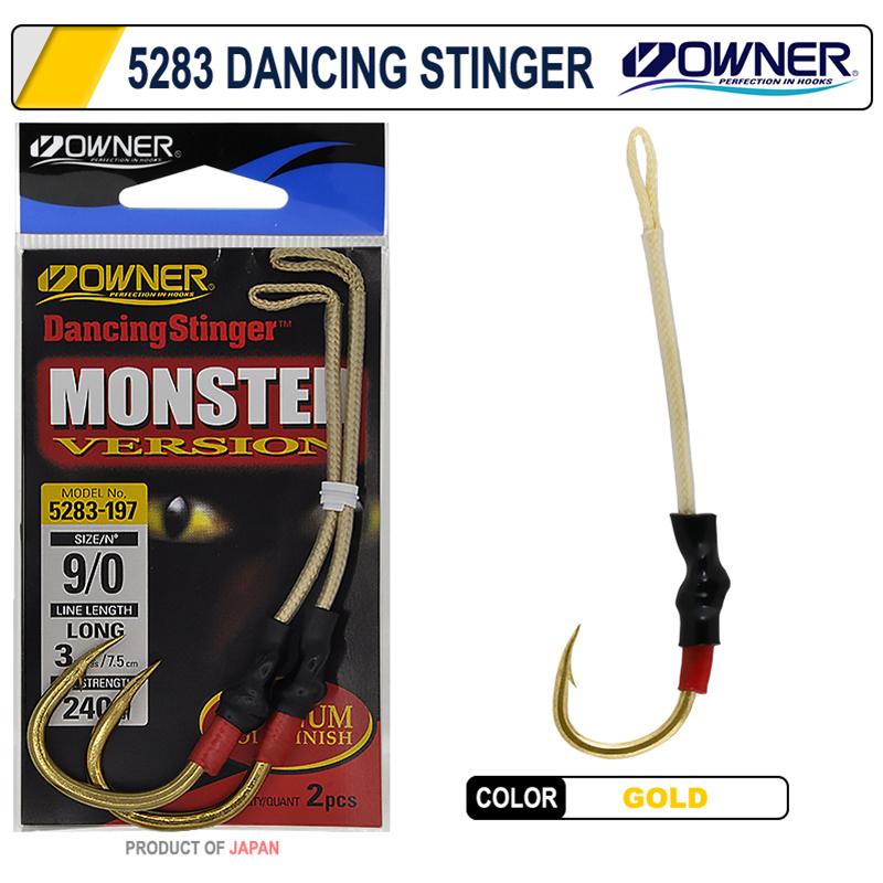 Owner 5283 Dancing Stinger Asist İğne