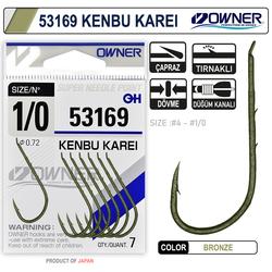 OWNER - Owner 53169 Kenbu Karei S. Green İğne