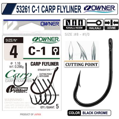 OWNER - OWNER 53261 C-1 CARP FLYLINER