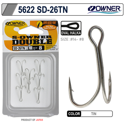 OWNER - Owner 5622 Sd-26 Tin Çarpma İğne