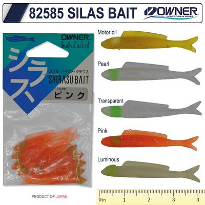OWNER - Owner 82585 Silas Bait LRF Silikonu 3.7 cm