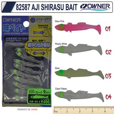 OWNER - Owner 82587 Taste Silas Bait Lrf Silikonu 3,5 cm