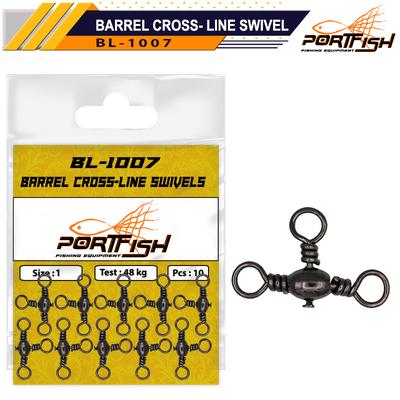 PORTFISH - Portfish BL-1007 Üçlü Bilyalı Fırdöndü