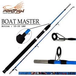 PORTFISH - Portfish Boat Master Eco Tekne Kamışı 150 cm 30-60 gr - Mavi