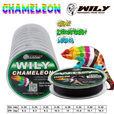 WILY - Wily Chameleon Misina 100 mt Devamlı