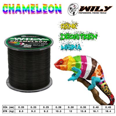 WILY - Wily Chameleon Misina 600 mt