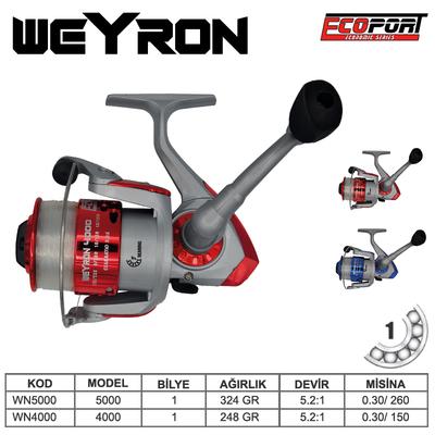 ECOPORT - Ecoport Weyron 5000 Olta Makinesi