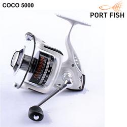 Portfish - Portfish Coco 5000 Olta Makinası 5+1 bb
