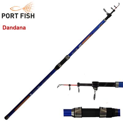PORTFISH - Portfish Dandana 420 cm Surf Olta Kamışı 100-200 gr