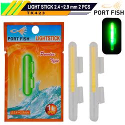 PORTFISH - Portfish Fosfor Kendinden Aparatlı Çiftli (2,4-2,9 mm)