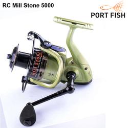 Portfish - Portfish Mill Stone 5000 Olta Makinası 5+1 bb