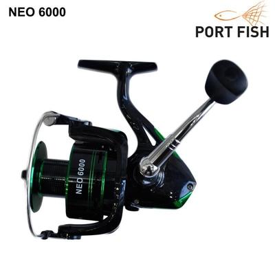 PORTFISH - Portfish Neo 6000 Olta Makinası 5+1 bb