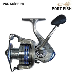 Wily - Portfish Paradise 2000 Olta Makinası 5+1 bb Mavi