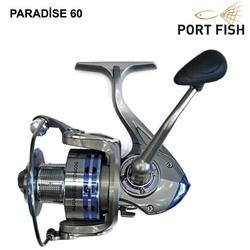 Portfish - Portfish Paradise 4000 Olta Makinası 5+1 bb Mavi