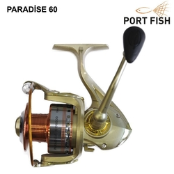 Portfish - Portfish Paradise 6000 Olta Makinası 5+1 bb