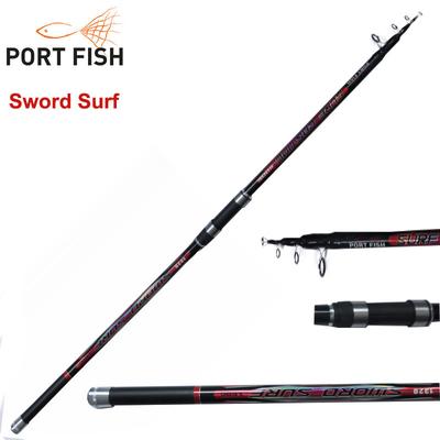 PORTFISH - Portfish Sword Surf 400 cm Olta Kamışı 150 gr