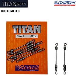 TITAN - Titan Duo Long Leg Takım Fırdöndüsü