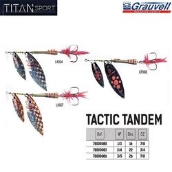 TITAN - Titan Tactic Tandem Döner Kaşık 16 gr