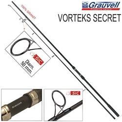 VORTEKS - Vorteks Secret Parçalı Sazan Kamışı 3,5 lb
