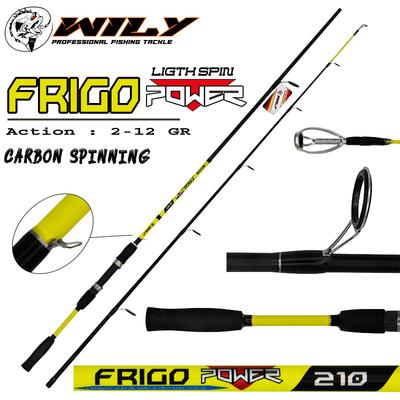 WILY - Wily Frigo Power Light Spin Kamış 210 cm 2 - 12 gr